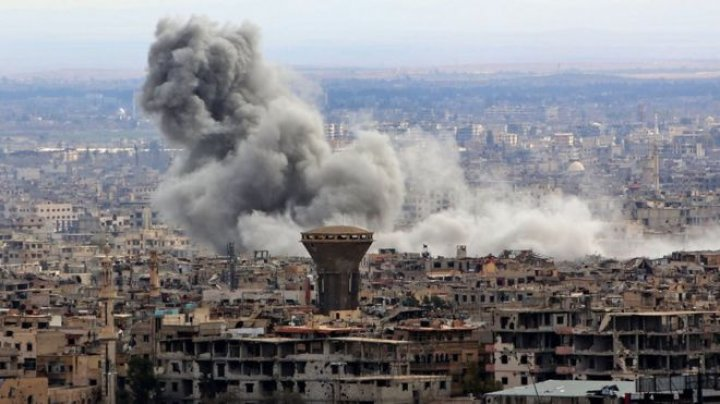 Syrian government to cease shelling for five hours daily and allow civilians to fee