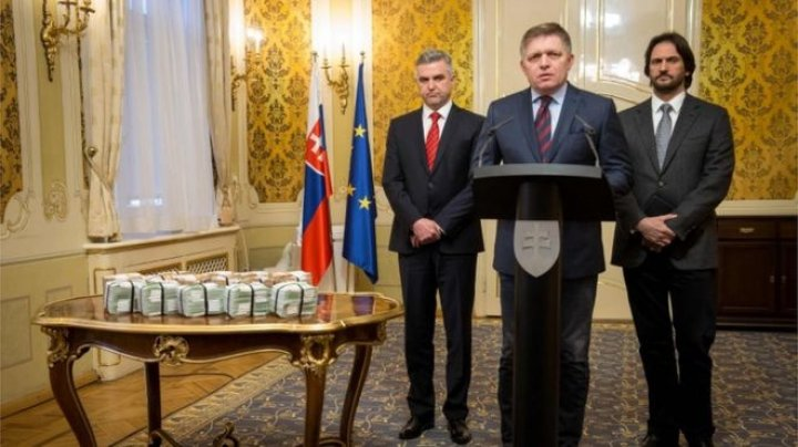 Slovak PM offered 1 mln euro for anyone with information leading to arresting killer of investigative journalist