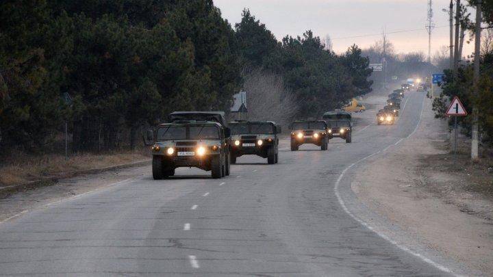 Moldovan contingent participated in Platinum Eagle exercise in Romania
