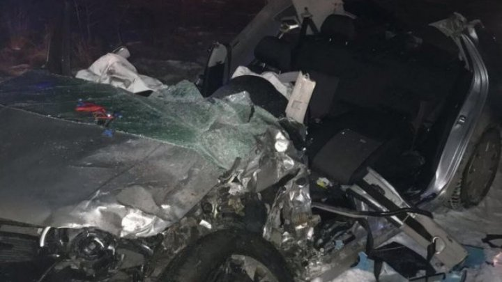 Car crash in Romania. Six Moldovans, including two children, hospitalized