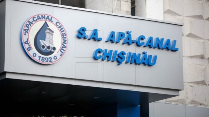 Apă-Canal Chişinău penalized 700 thousands lei for applying differential tariff