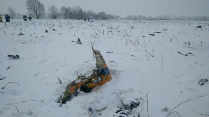 Plane Crash in Russia leaves no survivors. All 71 people on board killed