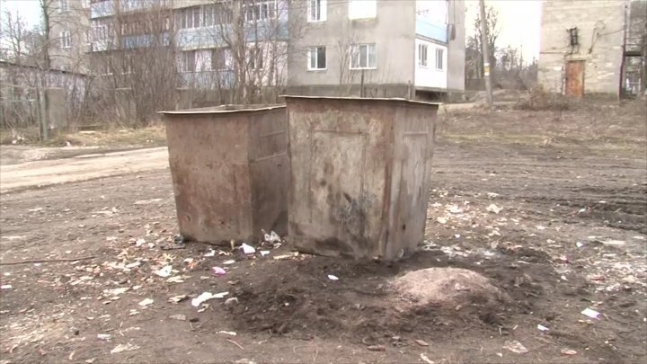 Angry protest against fee charged on waste collection in Donduşeni