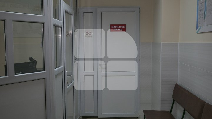 Emergency Department of Hospital from Căuşeni renovated