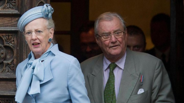 Prince Henrik, husband of Danish monarch Queen Margrethe passed away at 83
