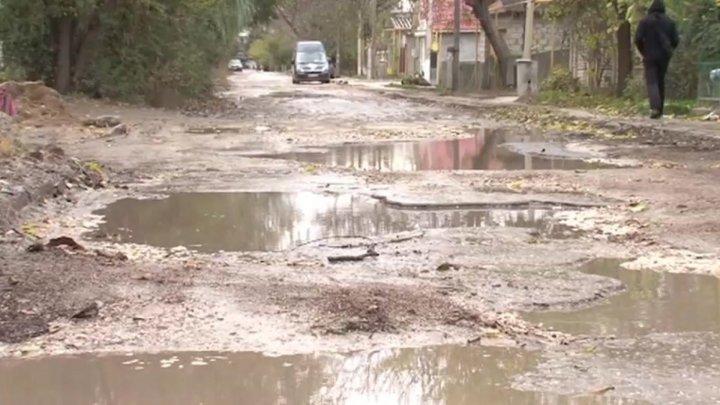 Moldova placed near bottom in worldwide national roads ranking