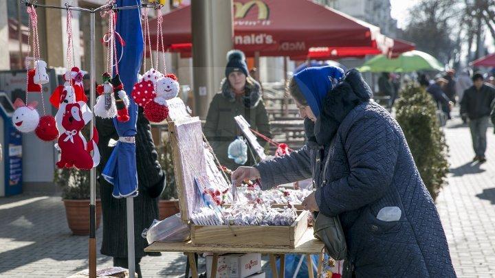 First Mărțișor brighten Chisinau streets (Photoreport)