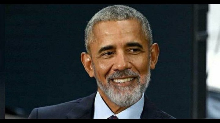 Obama with a beard went viral on Social Medias. Photo gathered thousands of shares on Facebook and Twitter