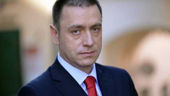 Romanian Minister of Defense, Mihai Fifor on official visit to Moldova
