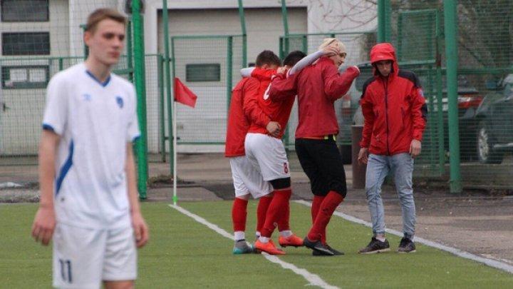 Dinamo-Auto Tiraspol might gain FC Spartak Moscow's apprentice