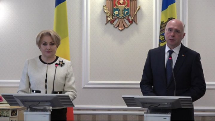 Viorica Dăncilă: Romania will continue investing in Republic of Moldova's modernization