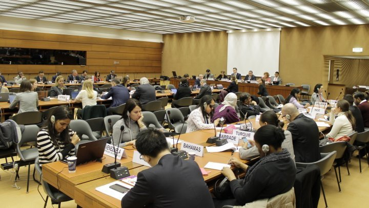 Tudor Ulianovschi led his first meeting as president of United Nations Conference on Trade and Development