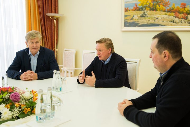 Fritzmeier Group is interested in investing into the free trade zone from Bălți