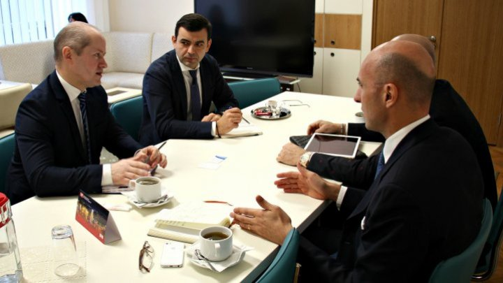 Economy Minister in meeting with foreign investors: Moldova must become paradise for IT companies