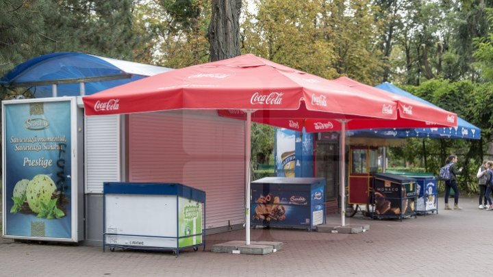 Chisinau without vending booths. Acting Mayor of Chisinau to tackle illegal construction around underpass