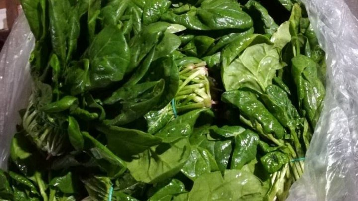 Greens from Ukraine worth 80 000 lei confiscated by Customs Service