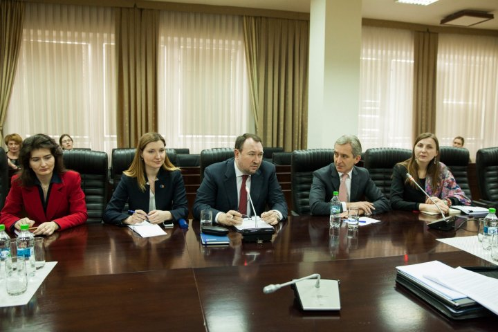 Iurie Leancă and Alexandru Tănase spoke with EU and U.S. Ambassadors regarding the justice reform