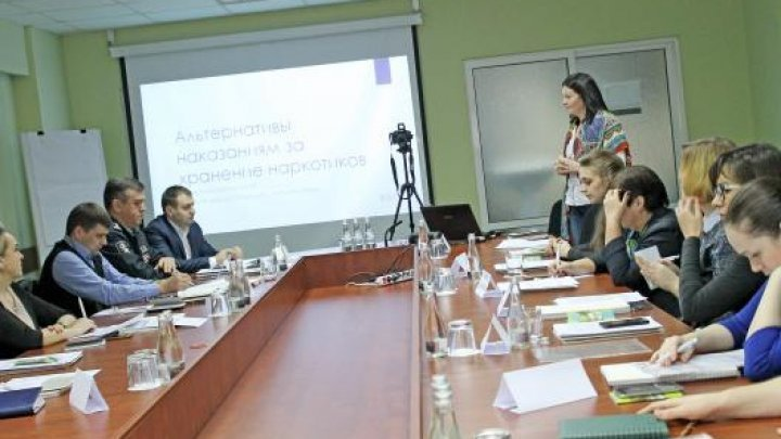 Webinar for contemporary approaches to anti-drug policy unfolds in Chisinau