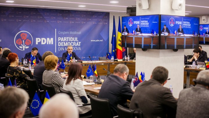 PDM will evaluate the situation from Chișinău and Bălți before deciding its course of action at the snap elections