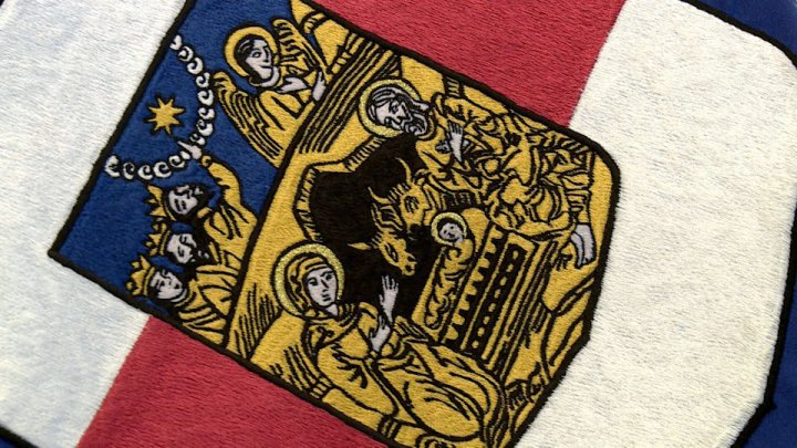Metropolis of Moldova gained its own coat of arms
