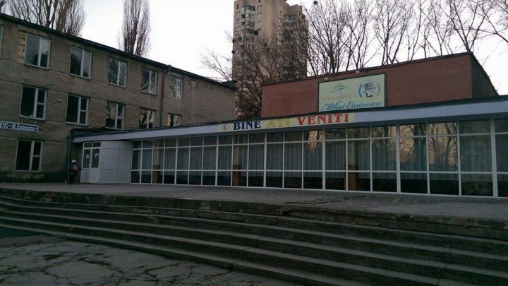 Bucharest will offer funds for Mihai Eminescu Lyceum from Capital to be renovated