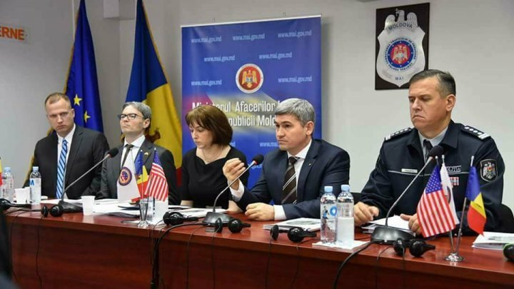 Moldovan specialists in human trafficking prevention to join course by U.S trainers