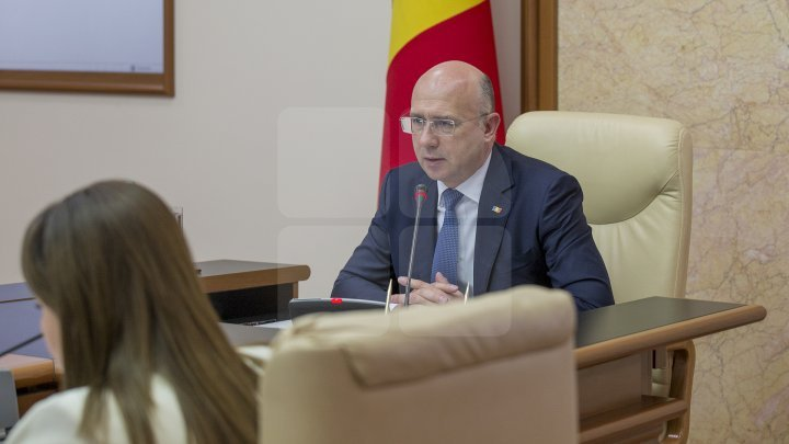 Pavel Filip: Until a new contract will not be drawn, the road from Sângerei will reopen