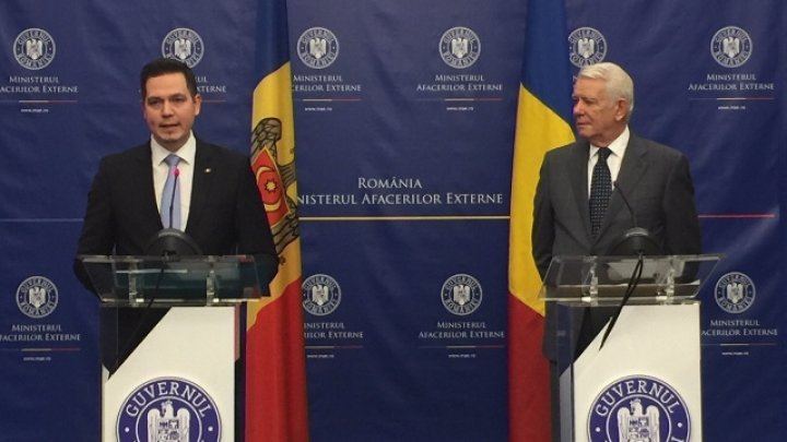 Moldova and Romania to hold joint meeting in Chisinau - Foreign Minister Tudor Ulianovshi
