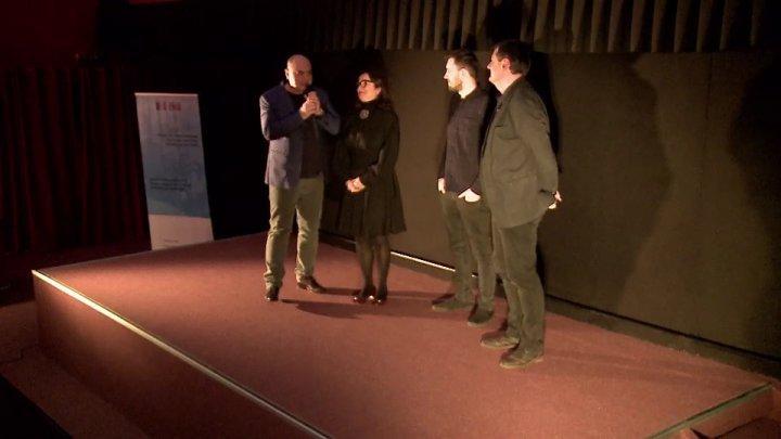 Telefilm-Chişinău Studio launched documentary My Slovenia with Ala Adamia