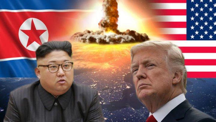 U.S. vs North Korea on nuclear strikes: who warns whom?