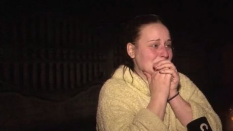 Remained alive by miracle. Mother and her three children face biggest nightmare in their life, after their house caught fire
