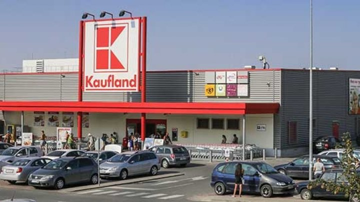 German hypermarket chain Kaufland to open stores in Moldova. At least 1000 jobs created