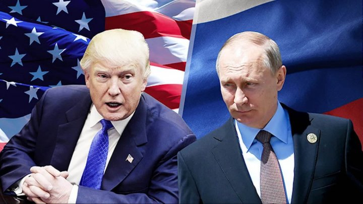 U.S administration sanctions 19 Russians including Putin's oligarch chef, his chief foreign spy and the internet trolls who meddled in election