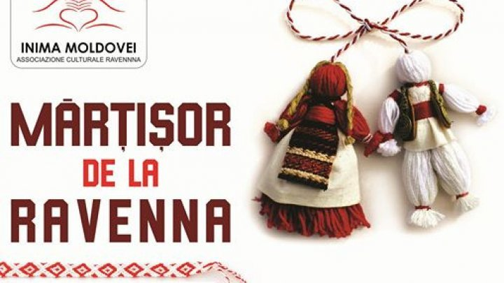 Moldovan diaspora in Italy celebrated 2018 Martisor Festival