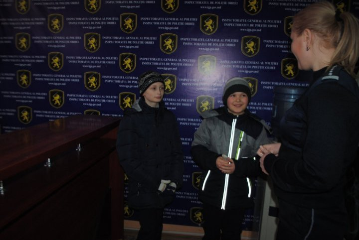 Two children from Orhei found money on the streets and went to the police (Photo)