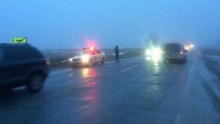 Attention! Dense fog across Moldova