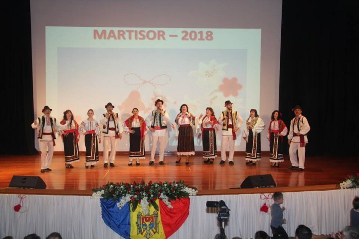 Martisor festival delightfully organized by Moldovans in Portugal