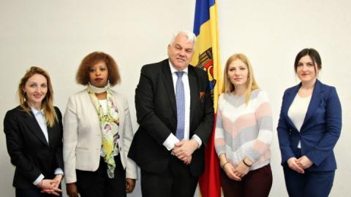 Potential cooperation, topic in meeting between representatives of South Africa and Moldova