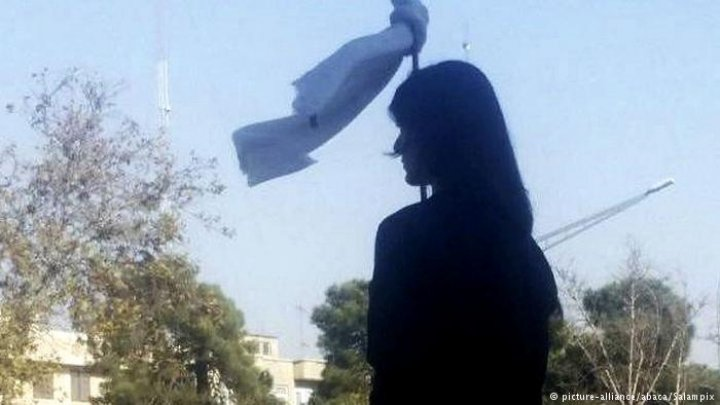 Iranian woman sentenced to 2 years for encouraging moral corruption, after removing her veil to protest against mandatory hijab law