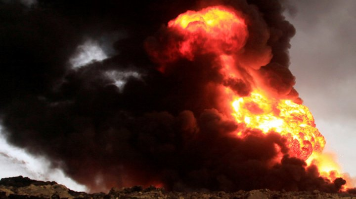 Deadly explosion at Czech chemical plant