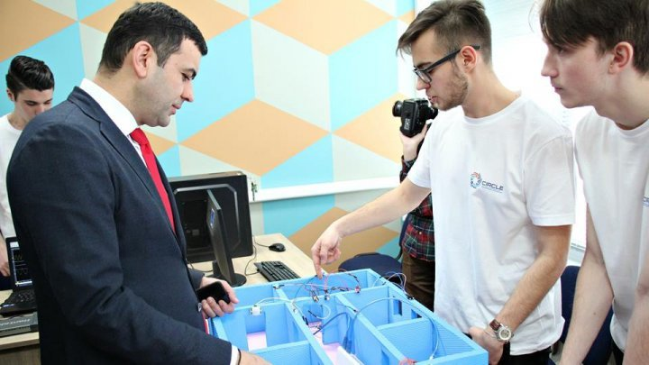State-of-the-art laboratories inaugurated in Technical University of Moldova
