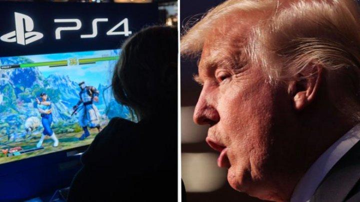 Donald Trump is to meet video games company representatives to discuss violent content