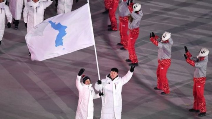 North and South Koreas will not march together at the opening ceremony of the Winter Paralympics in Pyeongchang