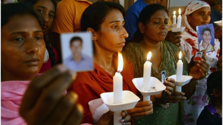 India confirms slaying of 39 builders kidnapped by IS