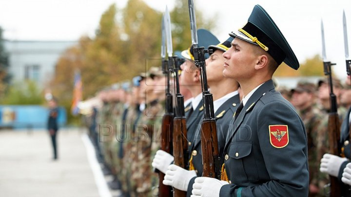 Eugen Sturza: Army demands professional soldiers and modernized. Soldiers to receive higher wages