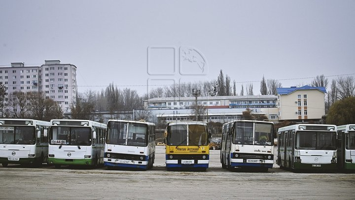 Chisinau to allocate €1.5m to purchase 50 new buses