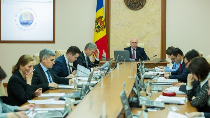 European agenda of Moldova, discussed by Governmental Commission for European Integration