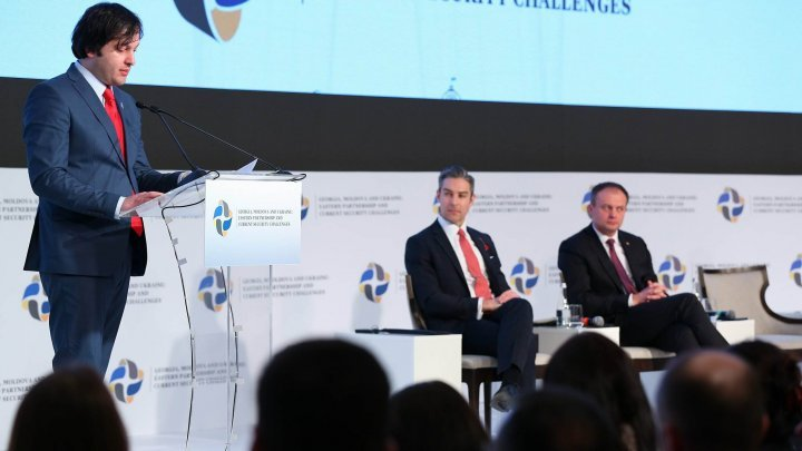 Irakli Kobakhidze: Only together, will we be able to achieve our aims and face all the challenges and threats