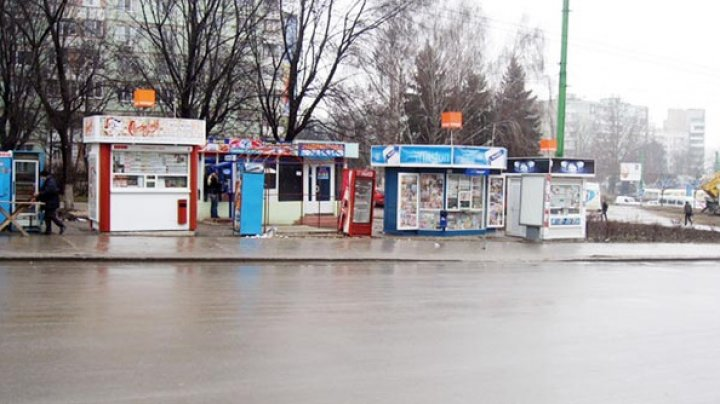Month of cleaning: Chisinau carries on vending booths evacuation