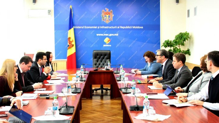 Minister Gaburici in meeting with IMF experts: Ungheni-Chisinau gas pipeline set off in June